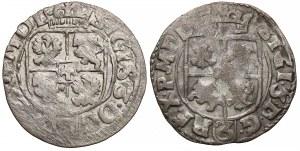 Zygmunt III Waza, Półtorak 1615 Kraków i Bydgoszcz (2szt)