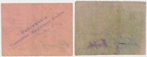 Dąbrowa, 5 i 20 kopiejek (1914)