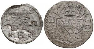 Zygmunt III Waza, Wilno, Dwudenar 1620 i Szeląg 1614