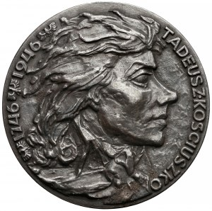 Medal SREBRO Tadeusz Kościuszko 1746-1946 (Kalfas)