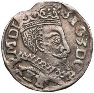 Zygmunt III Waza, Trojak Lublin 1597