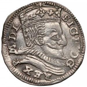 Zygmunt III Waza, Trojak Lublin 1598