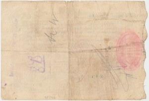 Sosnowice, T-wo Huta Bankowa, 3 ruble 1914