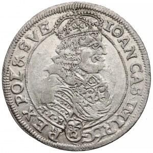 Jan II Kazimierz, NAŚLADOWNICTWO orta bydgoskiego 1668