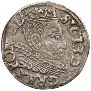 Zygmunt III Waza, Trojak Wschowa 1598 - pełna data