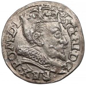 Zygmunt III Waza, Trojak Wilno 1593 - Dyla