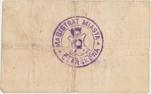 Czarnków, 1 marka (1920)