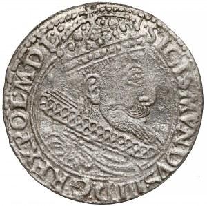 Zygmunt III Waza, Grosz Kraków 1604 - Lewart