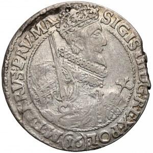 Zygmunt III Waza, Ort Bydgoszcz 1621 - (16) pod popiersiem