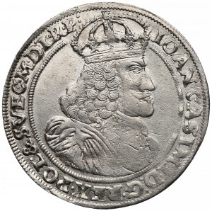 Jan II Kazimierz, Ort Poznań 1655 AT