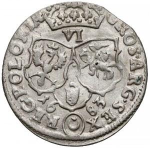 Jan III Sobieski Szóstak Bydgoszcz 1683
