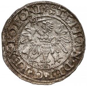 Stefan Batory, Szeląg Gdańsk 1578 - piękny
