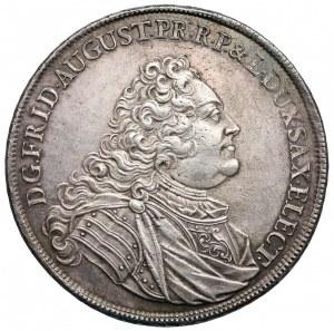 August III Sas, DWUTALAR 1733