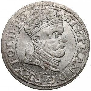 Stefan Batory, Grosz Gdańsk 1578 - bardzo ładny