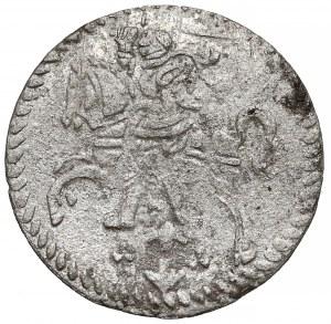Zygmunt III Waza, Dwudenar Wilno 1607 - rzadkość (RRRR)