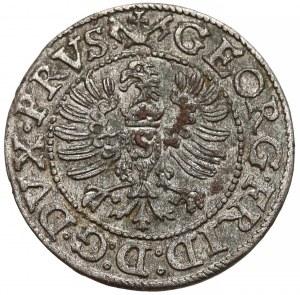 Prusy, Jerzy Fryderyk, Szeląg Królewiec 1591