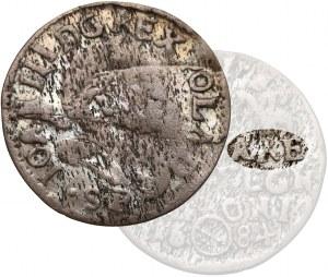 Jan III Sobieski, Trojak Bydgoszcz 1684 - błąd ARE - rzadki