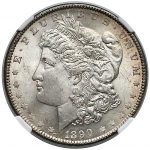 USA, Dolar 1890, Filadelfia - NGC MS63