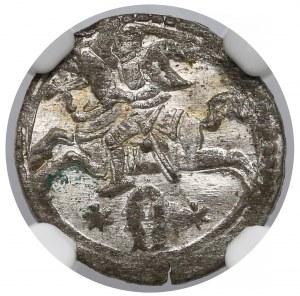 Zygmunt III Waza, Dwudenar Wilno 1620 - NGC MS62