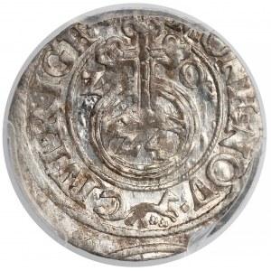 Zygmunt III Waza, Półtorak Ryga 1620 - PCGS MS63