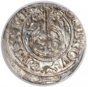 Zygmunt III Waza, Półtorak Ryga 1620 - Lis - PCGS MS63