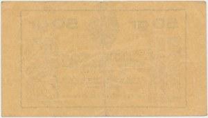 Pleszew, 50 groszy 1945