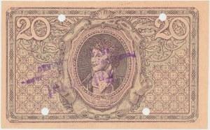Falsyfikat z epoki 20 mkp 05.1919