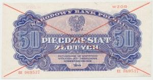 WZÓR 50 złotych 1944 ...owe - EE