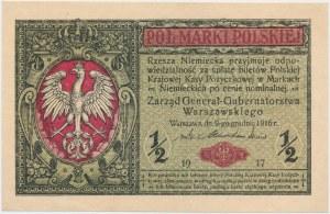Generał 1/2 mkp 1916 - B