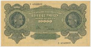 10.000 mkp 1922 - I