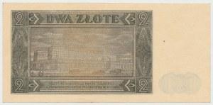 2 złote 1948 - AC