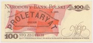 100 złotych 1975 - C