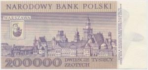 200.000 złotych 1989 - P