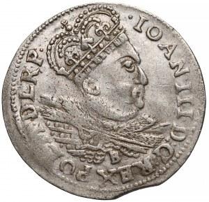 Jan III Sobieski, Szóstak Kraków 1685-B - rzadki