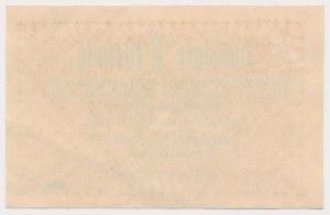 Gdańsk 1 fenig 1923 - październik