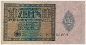 Niemcy, 10 bilionów marek 1924