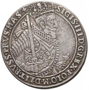 Zygmunt III Waza, Talar Bydgoszcz 1628 - krzyżyk po SVE