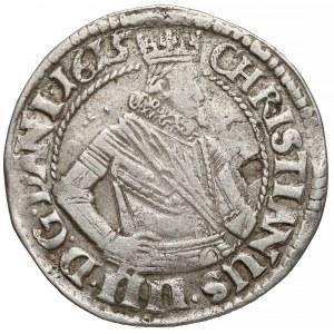 Dania, Chrystian IV Oldenburg, 1 marka 1615