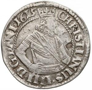 Dania, Chrystian IV, 1 marka 1615