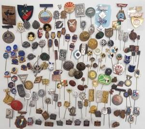 Zjazdy, Szkolnictwo, Sport, Dyplomy honorowe - zestaw odznak