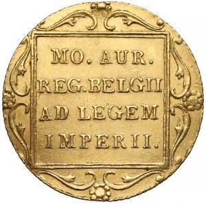 Niderlandy, Willem I, Dukat 1837