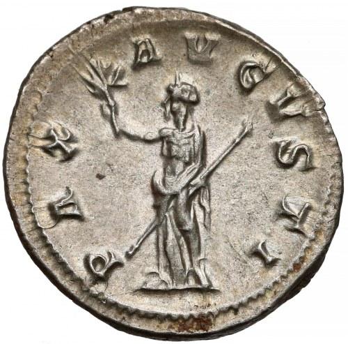 Maksymin Trak (235-238), Denar - Pax - wspaniały portret