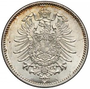 Niemcy, 1 marka 1876-A