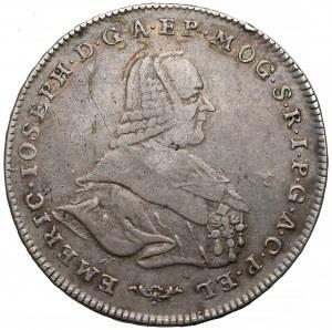 Niemcy, Moguncja, Emeryk Józef, Talar 1766 FB