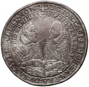 Niemcy, Saksonia-Coburg-Eisenach, Talar 1617
