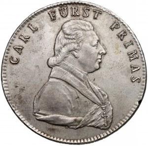 Niemcy, Frankfurt, Związek Reński, Talar 1808-B