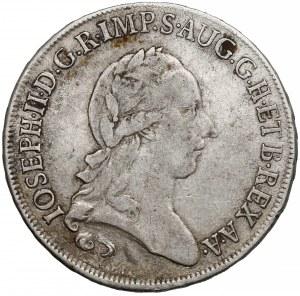 Włochy, Mediolan, 1/2 scudo 1784 LB