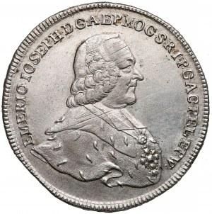 Niemcy, Moguncja, Emeryk Józef, Talar 1769 DE