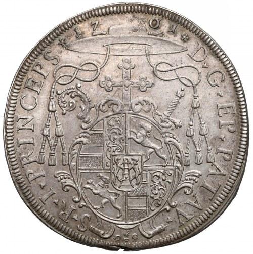 Niemcy, Passau (biskupstwo), Talar 1701 - rzadszy
