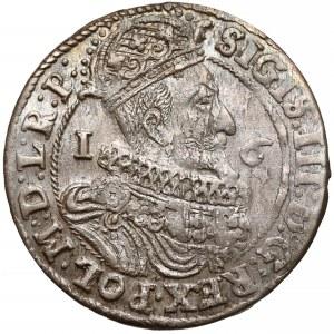 Zygmunt III Waza, Ort Gdańsk 1626 - szeroki łańcuch
